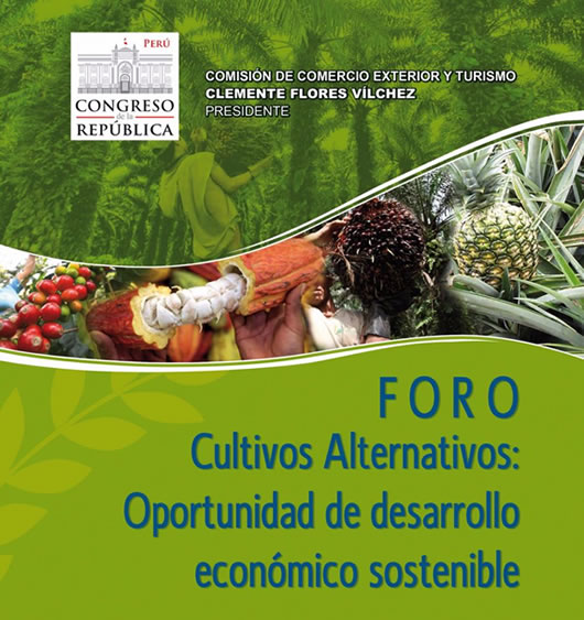 Foro Cultivos Alternativos